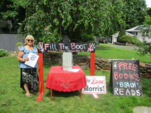 @ Little Free Library at StoneHill