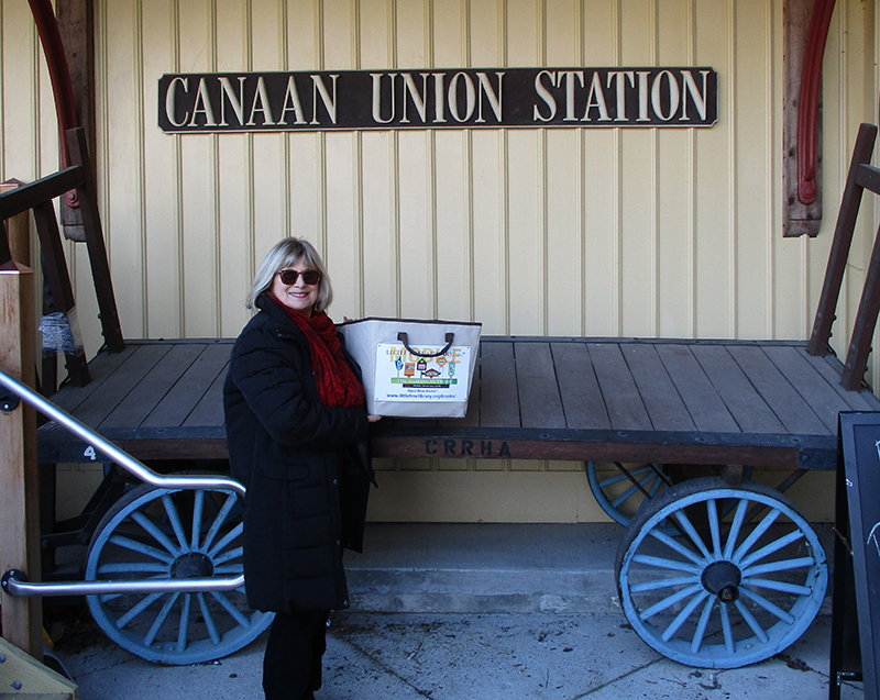 Rose Buckens at Canaan Union Station 1 17 19